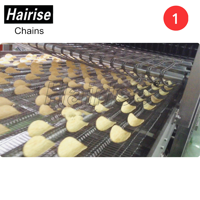 Hairise 20% saving fully automatic potato chips flakes production <strong>line</strong>