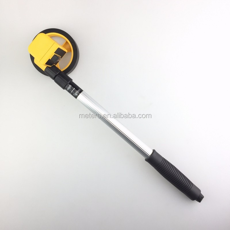 Meters Tools Telescoping 3-Piece Handle Digital Walking Wheel Used to Measure Distance