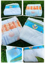Diaper With Comfy-Stretch Side Panels & Soft Refastenable Tabs For Perfect Fit
