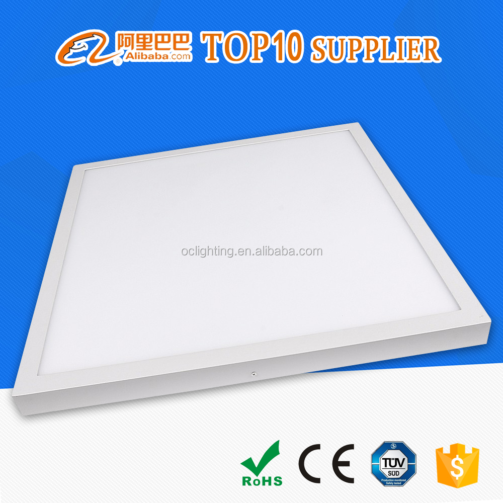 Professional Manufacturer surface mounted 600x600 led panel light with high performance