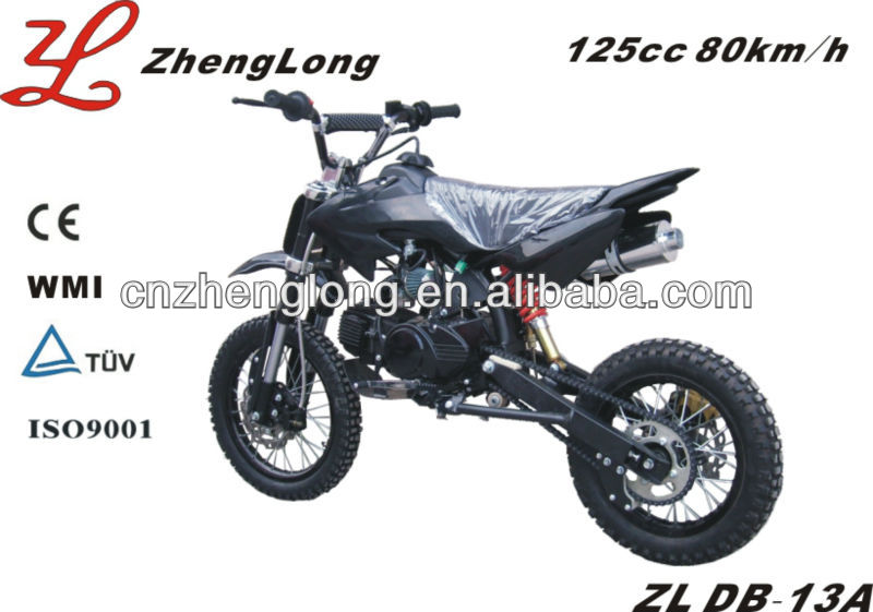 Electric 110cc semi automatic dirt bike