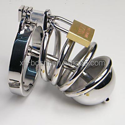 Bdsm Toys Male Chastity Leather Harness Penis Ring Handcuffs Strap On Steel Restraints urethral sounds bondage