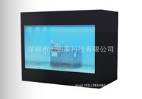 42 Inch Amplified Smartphone for Products Display With PC/Android in Transparent Screen