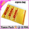 Yason tamper proof courier bag pe express courier bags dhl courier bag