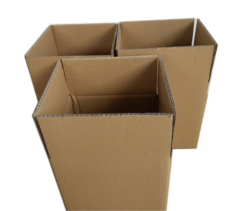 Standard size Cardboard Shipping Supplies Plain Brown Shipping Boxes