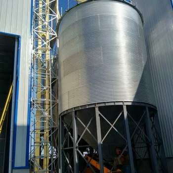 Factory price 200 galvanized 500 ton grain silo Manufacturers In China