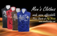 Men's Affordable Clothing