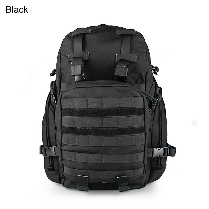 Tactical backpacks CL5-0003 1000D Nylon waterproof material 78L