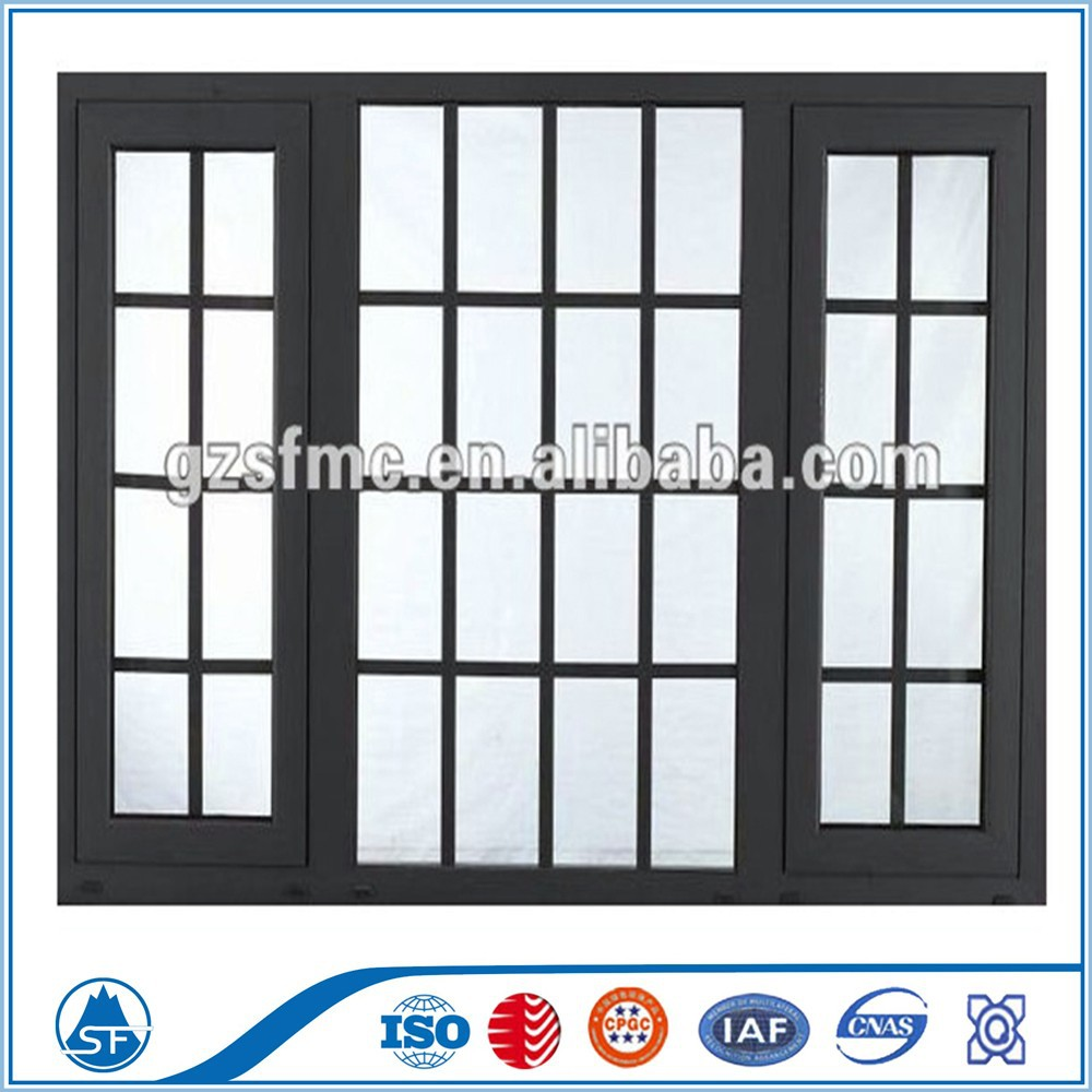 Aluminum new window grill design china supplier buy new for Modern sliding window design
