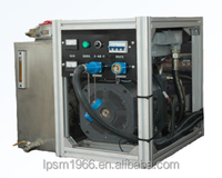 Spontaneous electric power supply plant/gas/diesel generator set