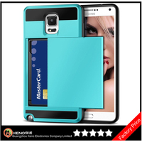Keno Cheap Price 2 in 1 Case for Samsung Galaxy Note 3 PC Silicone Hybrid Cover