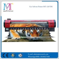 New coming promotional eco solvent large format printer