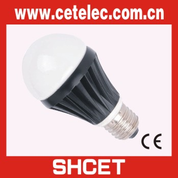 CET-013 high power led light bulb 5w