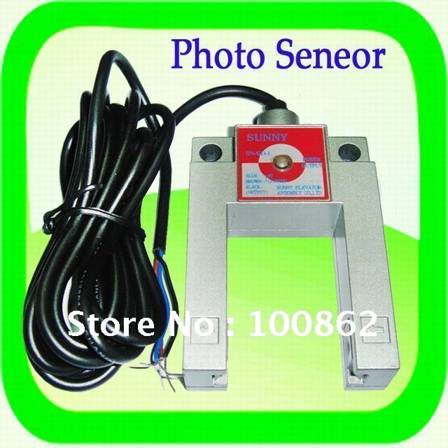 photo control switch/ lift part for elevator door systems