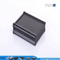 Custom free digital tv box aluminum enclosure