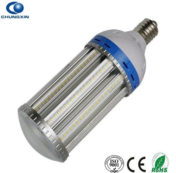 High power ce rohs led light bulb E40 led corn bulb lamp