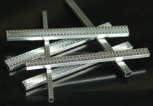 Bendable Aluminum Spacing Strip For Insulating Glass With Thickness 0.32mm