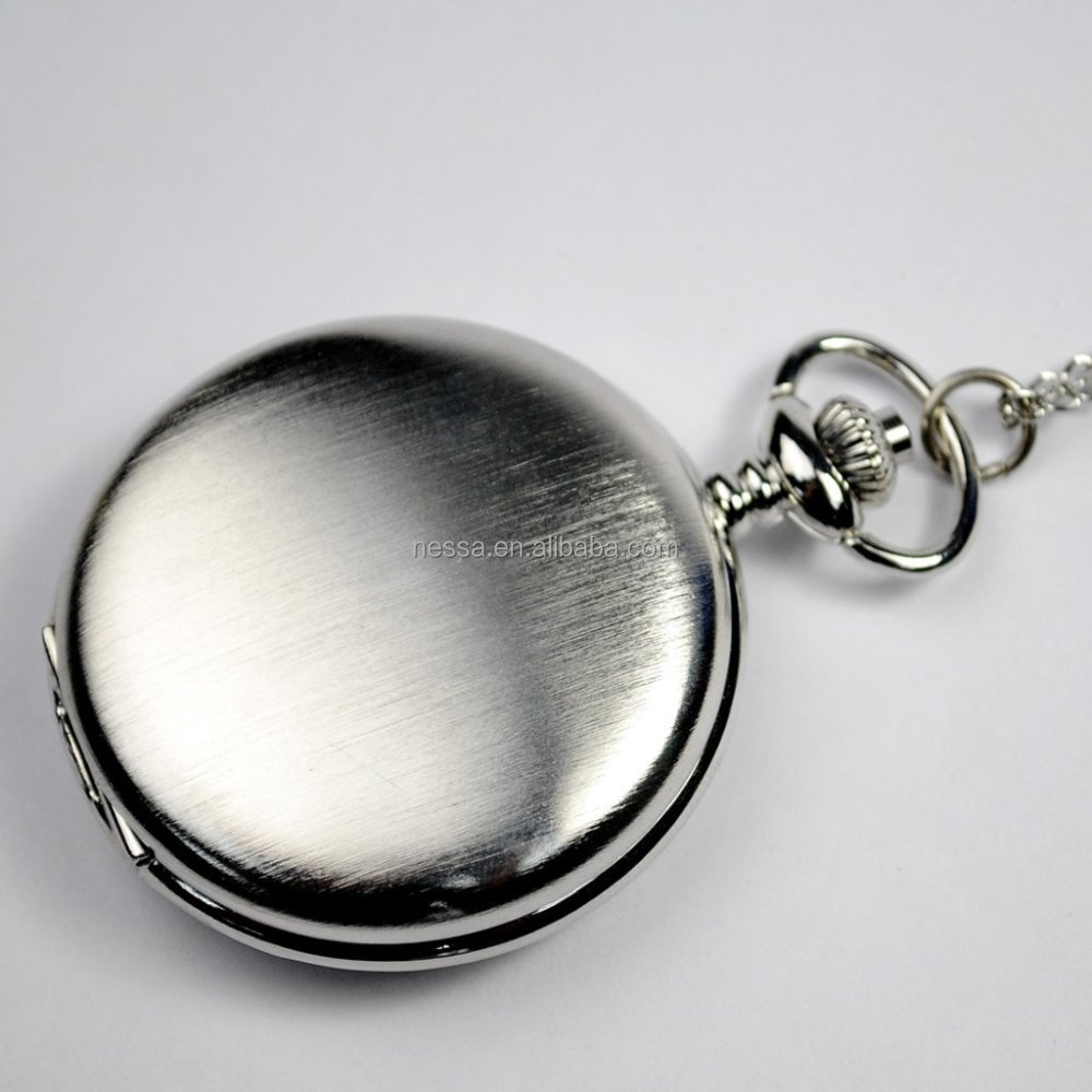 Fashion japan movt pocket watch NSWH-8074