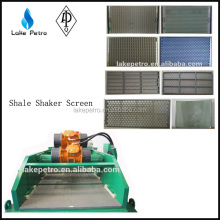 Flat type and Jagged type Shale Shaker <strong>Screen</strong>