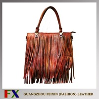 Wholesale cheap hot sale fashion shoulder lady bag,modern leather lady bag latest products in market