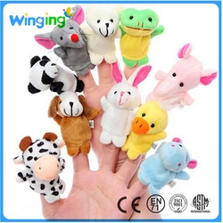 whole sale kind plush toy hand puppets for sale hands puppets factory