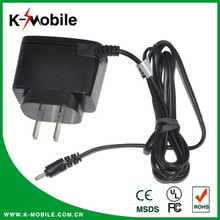 Cell phone wired travel charger wall charger for nokia 6101 or customized