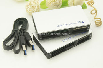 All in One USB 3.0 Card Reader for Micro SD/TF M2 MMC SDHC MS Mini Multi Memory Card Reader