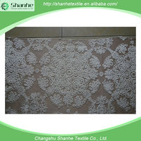 High evaluation dubai curtain velvet fabric