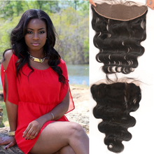 8A Grade Raw Indian Remy Hair Full Frontal Closure 13x4 Ear to Ear Lace Frontals with Baby Hair Indian Human Hair Cheapest