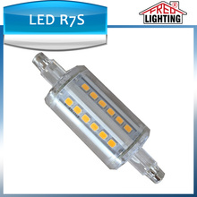 R7S LED Dimmable Bulb 78mm Double Ended Tungsten Halogen Bulb Light replacement