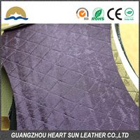 Good service pvc synthetic leather for car interior