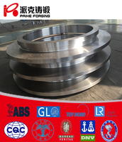 ASME/EN Forging parts for port machinery