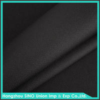 Manufacturer 150cm width 120gsm polyester fabric with pa coating
