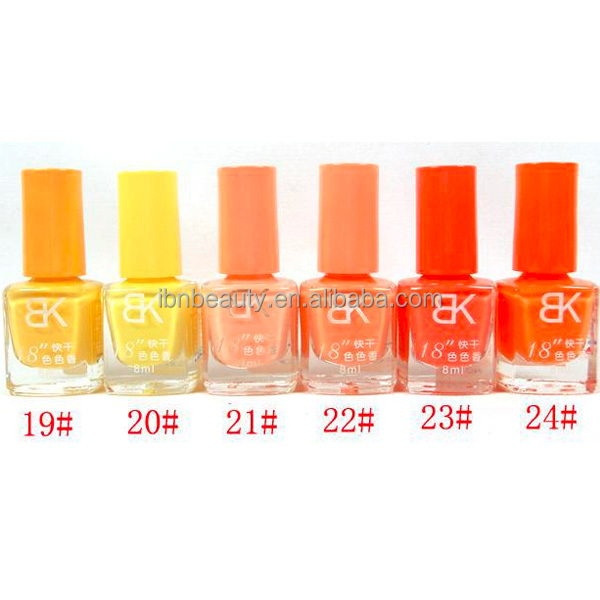 Best Selling Cheap Gel Nail Polish The Lowest MOQ Sweet Color Nail Polish