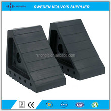 Wholesale Rubber Truck Car Wheel Chock