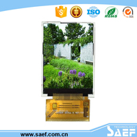2.4 inch TFT module QVGA 240* (RGB )*320 tft lcd display with resistive touch screen