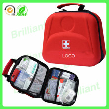 emergency disaster first aid kit medical bag with hard hindle