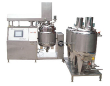 Stainless steel fruit juice mixing machine