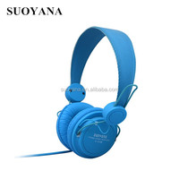 2017 Colorful Headphones Earbuds Cheap Price