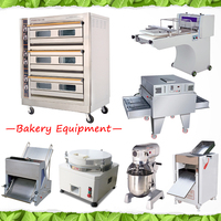 China Automatic Complete Used Bakery Equipment