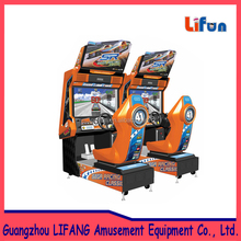Japan cheap price Driving Arcade Games/touch screen video games machine Max TT
