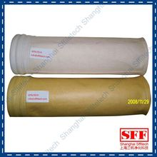 High quality Aramid bags for cement asphalt mills