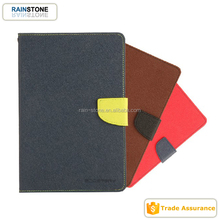 Leather case for samsung tab 3 7.0, flip wallet case for galaxy tab3, shockpfoof case