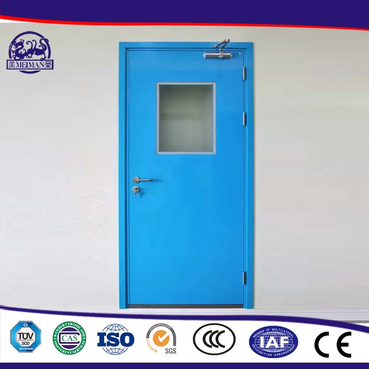 China Factory Promotional Fire Rated Door