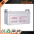 12V competitive price 120ah promotion rechargeable lead-acid battery