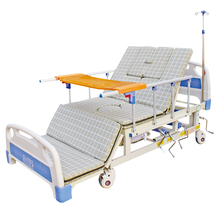 Cheap Price Home Care Manual Medical Disabled Nursing Bed For Paralysis Patient