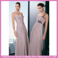 HE9379 New design with great price evening party one shoulder long evening
