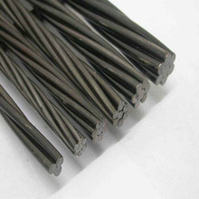 Prestressing high tension construction material pc strand steel wire prestressed steel bar