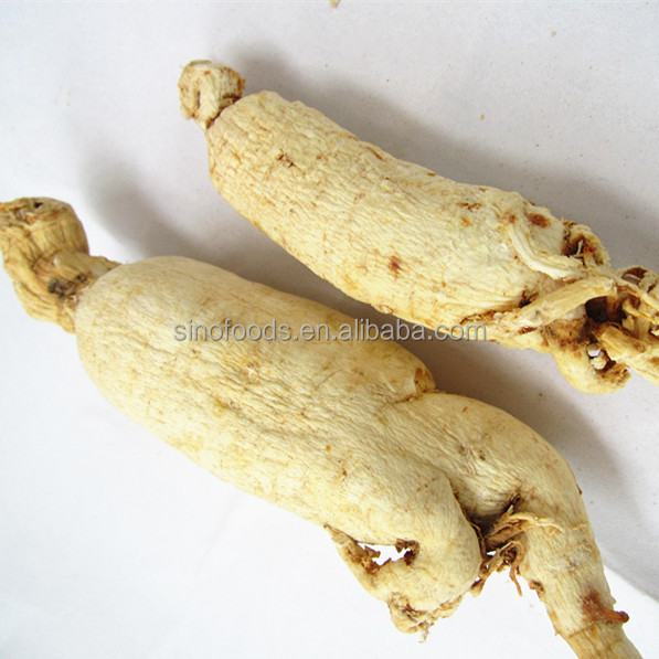 Changbaishan renshen dry white wild Ginseng Root Supply Natural Herbs