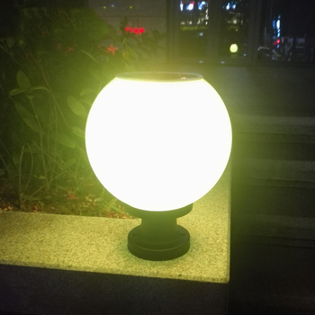 garden solar light Waterproof solar lights outdoor garden solar garden light with 7 color changing